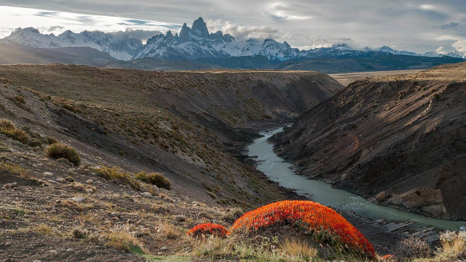 La Patagonie par Boris Choquet