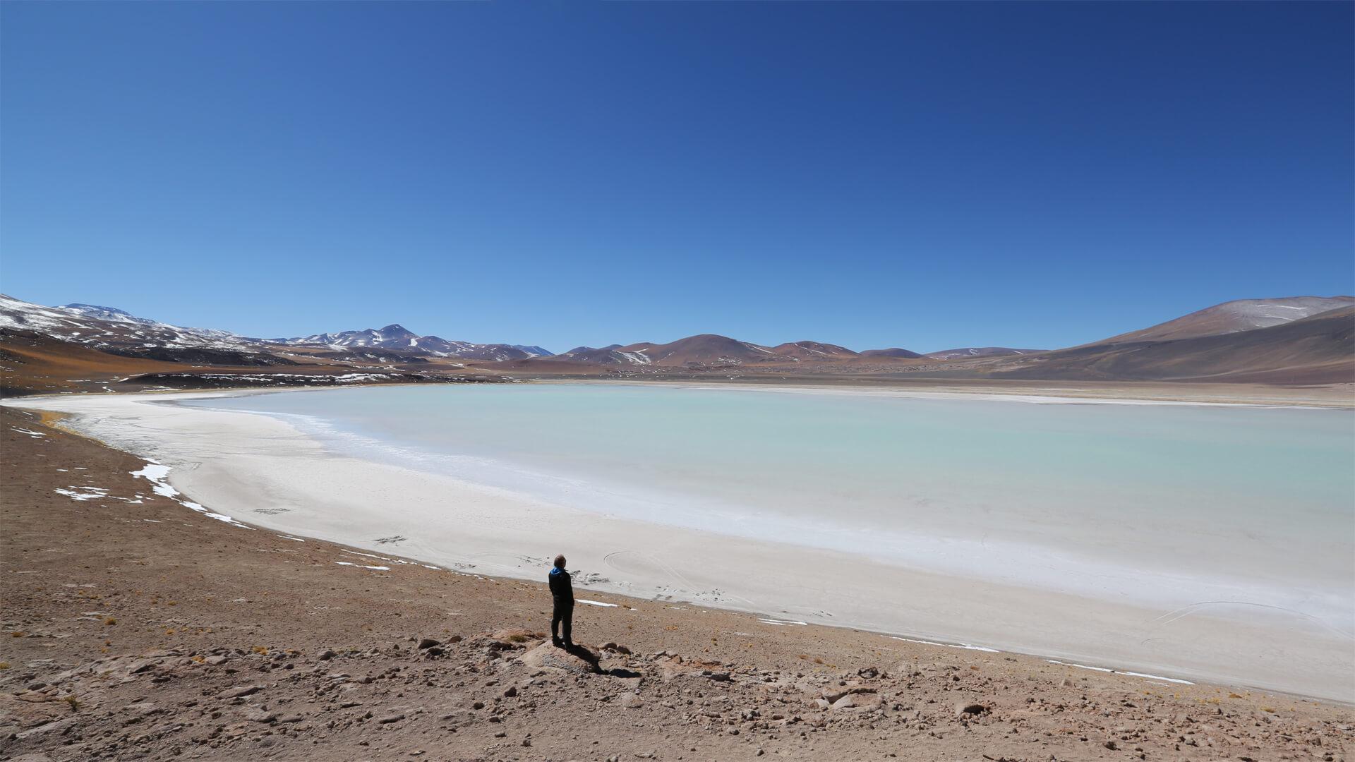 Services au Pérou, en Bolivie et en Équateur